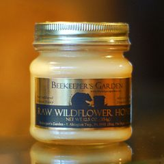 Raw Wildflower Honey, 12.5 Oz.
