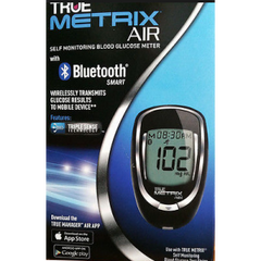 TRUE METRIX Self-Monitoring Blood Glucose meter , 100 Each /Case, Trividia 56151-1474-01