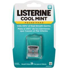 Breath Strips, Cool Mint, 24/pk, 6 pk/cs , JJ 43365