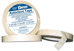 """Autoclave Indicator Tape, 1"""" x 60 Yd roll , 25/Case , Mydent AT-2003"""