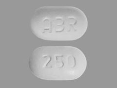Abiraterone Acet 250mg , 120Tablets/Pack , Novadoz 72205-0030-92