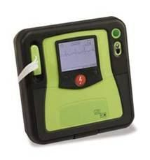 AED / Monitoring Unit Semi-Automatic / Manual Operated Zoll AED Pro , Zoll Medical 90110200499991010