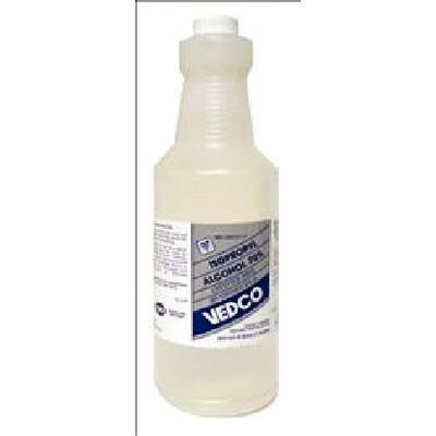 Alcohol, Isopropyl 70% 32 oz , Each , Vedco VINV-IPA7-16QT