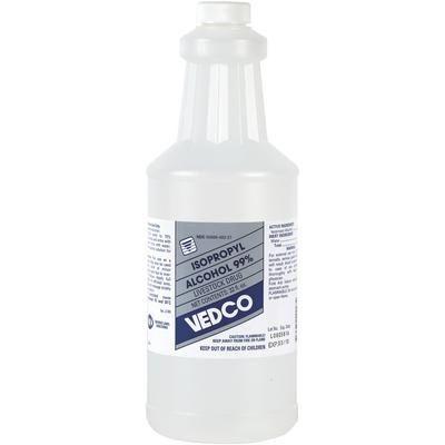 Alcohol, Isopropyl 99% 1/Pkg ,Vedco VINV-IPA9-16QT