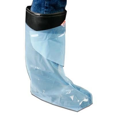 Ag-Tek Poly-Boot 25 Pair/Bag , Blue , Neogen BT300