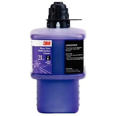 3M Twist 地 Fill Multisurface Cleaner Low Flow , 2 Liter , 3M-2L