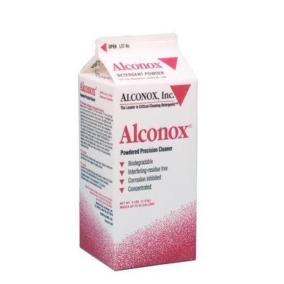 Alconox Powdered ,Precision Cleaner 4 lb , ALCONOX 1104