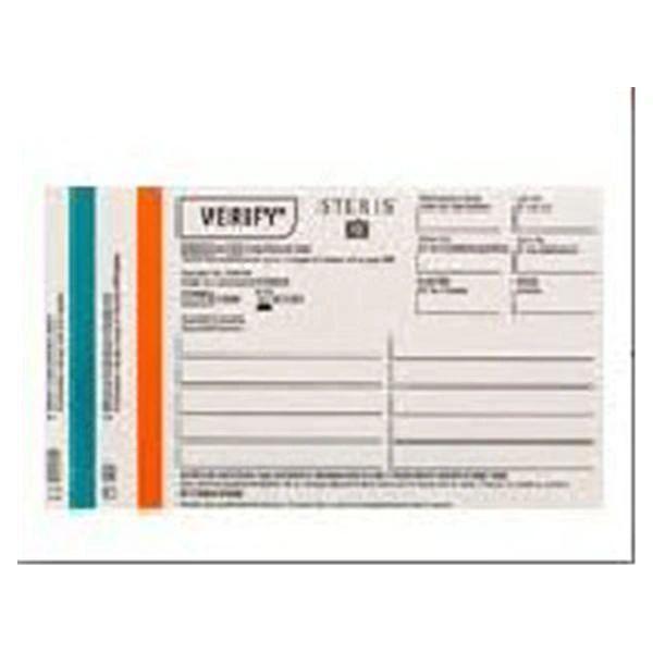 Card Record Verdoc 100/Bx , Steris RK019