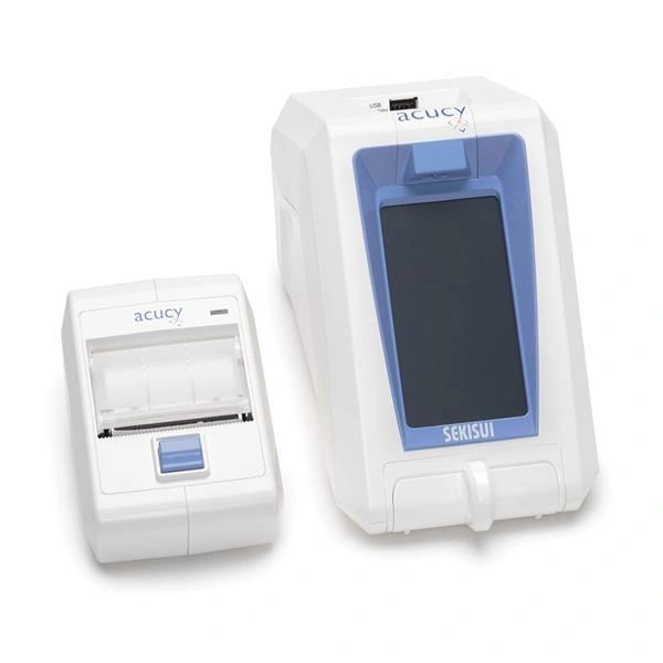 Acucy Point-of-Care Analyzer Kit CLIA Waived for Swab Samples , Sekisui Diagnostics 1039