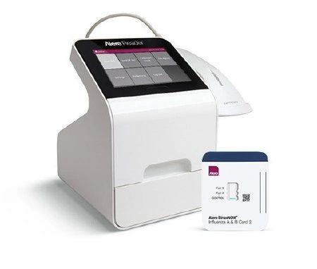 Alere Reader Flu Starter Kit BOM, Includes: Alere Reader Complete Kit , Alere ARFLUSTART
