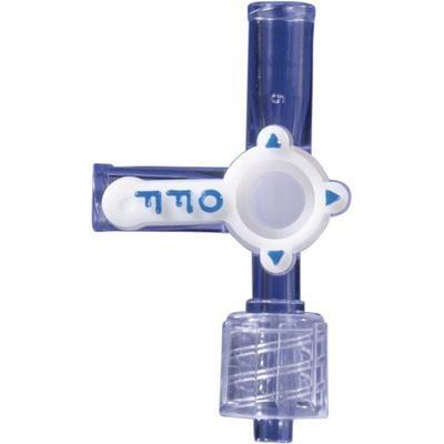 3-Way Stopcock Luer Lock, For Veterinary use ,10/Pkg , MILA 2405