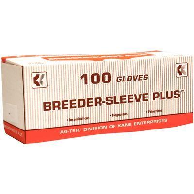 """Ag-Tek Breeder Sleeve 39"""" Orange , 100/Pack , Neogen BSP100"""