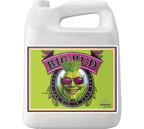 Advanced Nutrients Big Bud 4L , RF NAN023