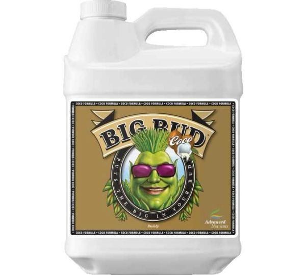 Advanced Nutrients Big Bud Coco - 10L, RF NAN324