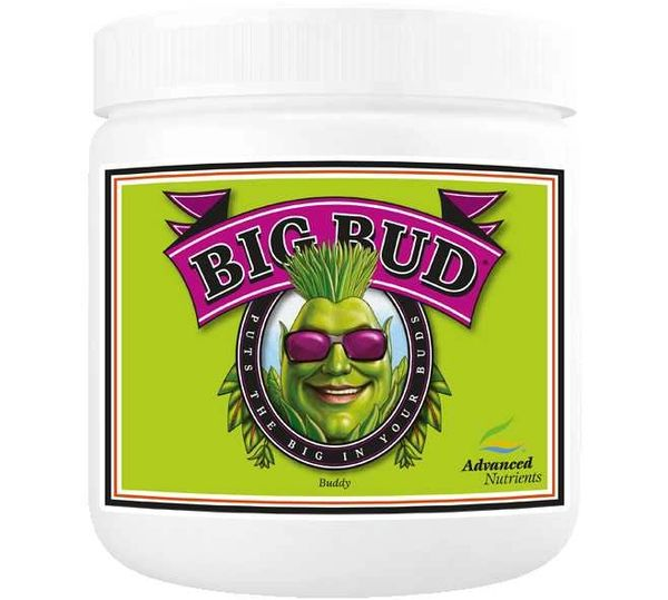 Advanced Nutrients Big Bud Powder - 130g , RF NAN070
