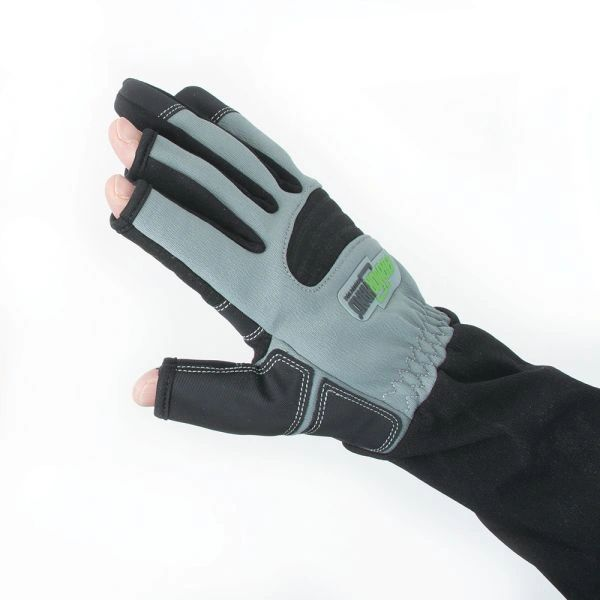 ArmOR Hand Procedure Gloves, Large , 1 Pair , Vedco OPEN-LARG