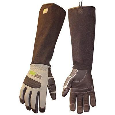 ArmOR Hand Animal Handling Gloves, Large , 1 Pair , Vedco ARHP-LARG