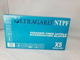 5mil pf nitrile exam gloves, 100/bx, 10 bx/cs, S – XL , Blue, UG-UGNTPF