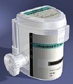 6-Panel EZ Integrated Drug Testing Cup II THC,Coc,Amp,Meth,BZO,Mor 25 Tests/Case URTX-BZ-6panel