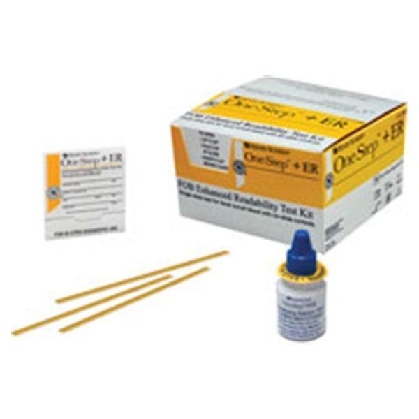 OneStep+ ER iFOB: Immunological Fecal Occult Blood Test Kit For Fecal  Occult Blood Slide 100/Box , HS HSER-100