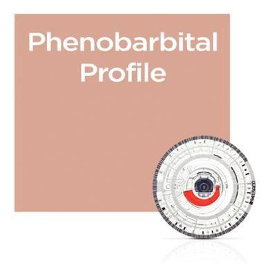 Abaxis VetScan Phenobarbital Chemistry Profile 12/Pkg , ABAXIS 500-0049-12