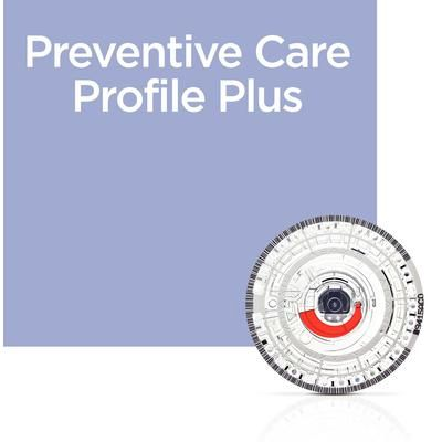 Abaxis VetScan Preventive Care Profile Plus 12/Pkg , ABAXIS 500-0047-12