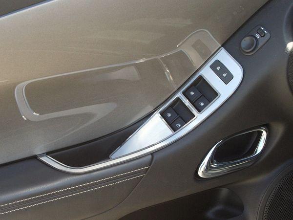 Camaro Door Handle Pull Switch Deluxe Trim Plate 2pc