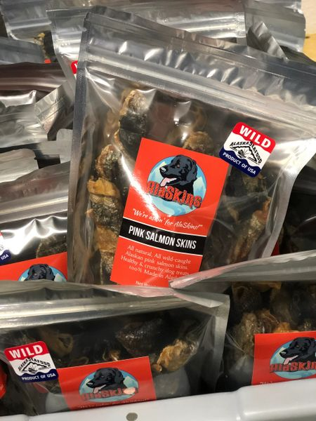 Salmon Treats - 6 pack