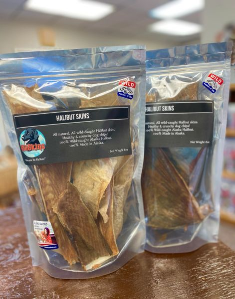 Halibut Chips - 2 6oz bags