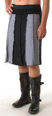 Long Neutral Juju Skirt