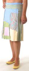 Long Bright Juju Skirt
