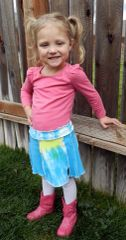 Toddler Juju Skirt