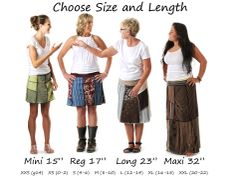 Build Your Juju Skirt