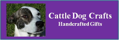 Cattle Dog Crafts
