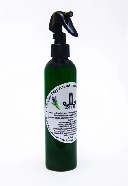 Lavender Peppermint Leave In Conditioner - 8 oz.