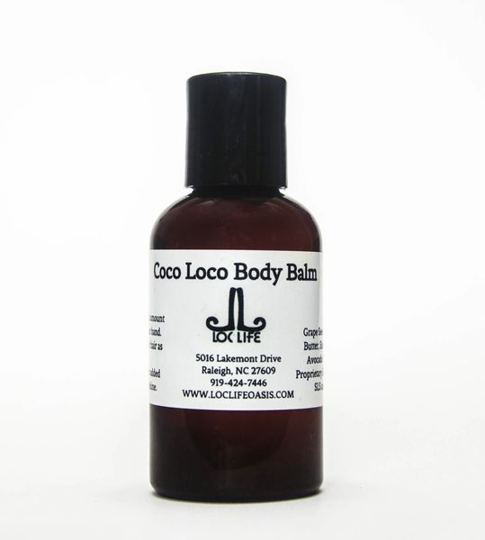 Coco Loco Body Balm - 4 oz.