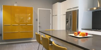 Probuild Creations LLC Kitchen Remodeling Company Austin TX Picture of   modern kitchen.
