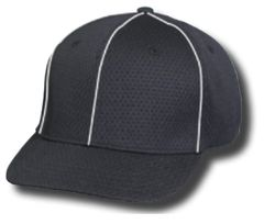 CLIFF KEEN MESH STRETCH-FIT® HAT