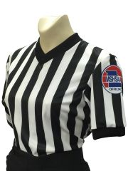 "Women's MSHSAA 1"" Stripe Shirt"