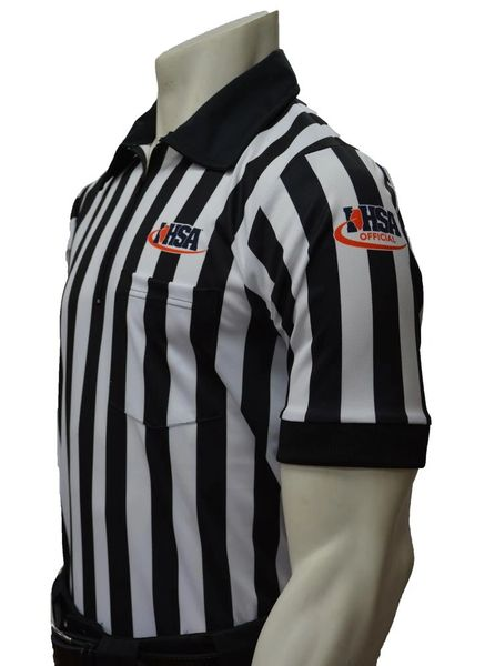 Illinois HS (IHSA) BODY FLEX Football Short Sleeve Shirt