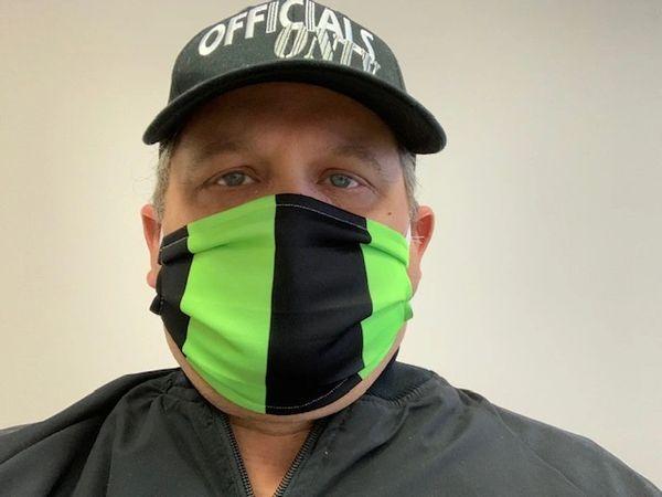 MSHSAA Style Soccer Face Masks