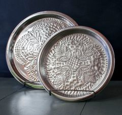 Metal Round Trays