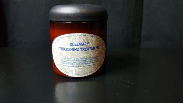 Rosemary Thickening Treatment