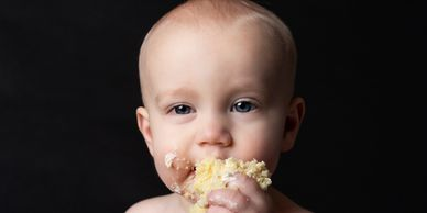 Maricopa Cake Smash Photographer, Maricopa Photographer, Arizona Photographer