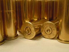 .44 S W, Assorted Mfgr, Brass 50