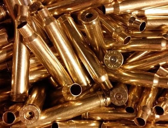 8mm Remington Magnum, Assorted Mfgr, Brass 20 pk