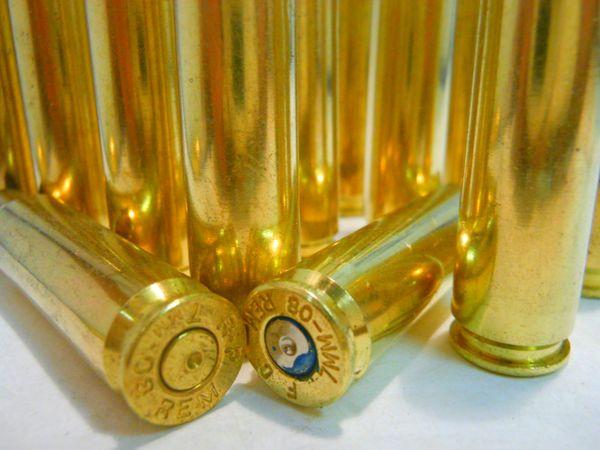 7mm08 Rem, Assorted Mfgr, Brass 100 pk