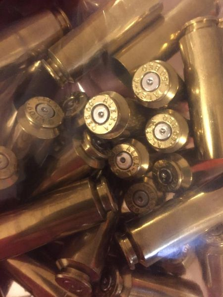 .50 Beowulf, Assorted Mfgr, Brass 20pk
