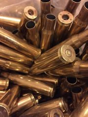 30-06 Mixed Military Brass, 50 pk