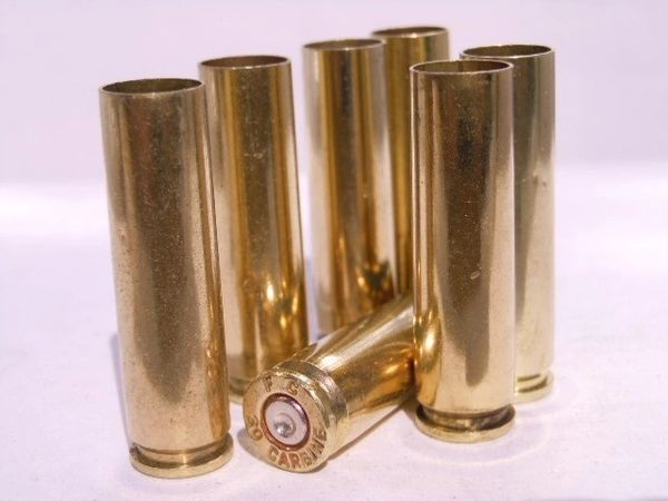 .30 Carbine, Mixed, Brass 50pk